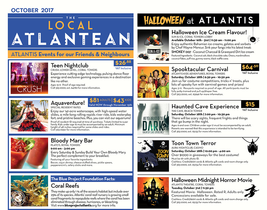 Atlantean October